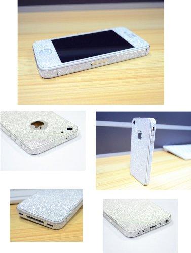 TCD-iPhone-4-4S-Sparkling-Glitter-Full-Body-Skin-Sticker-Film-with-Clear-Screen miniatuur 15