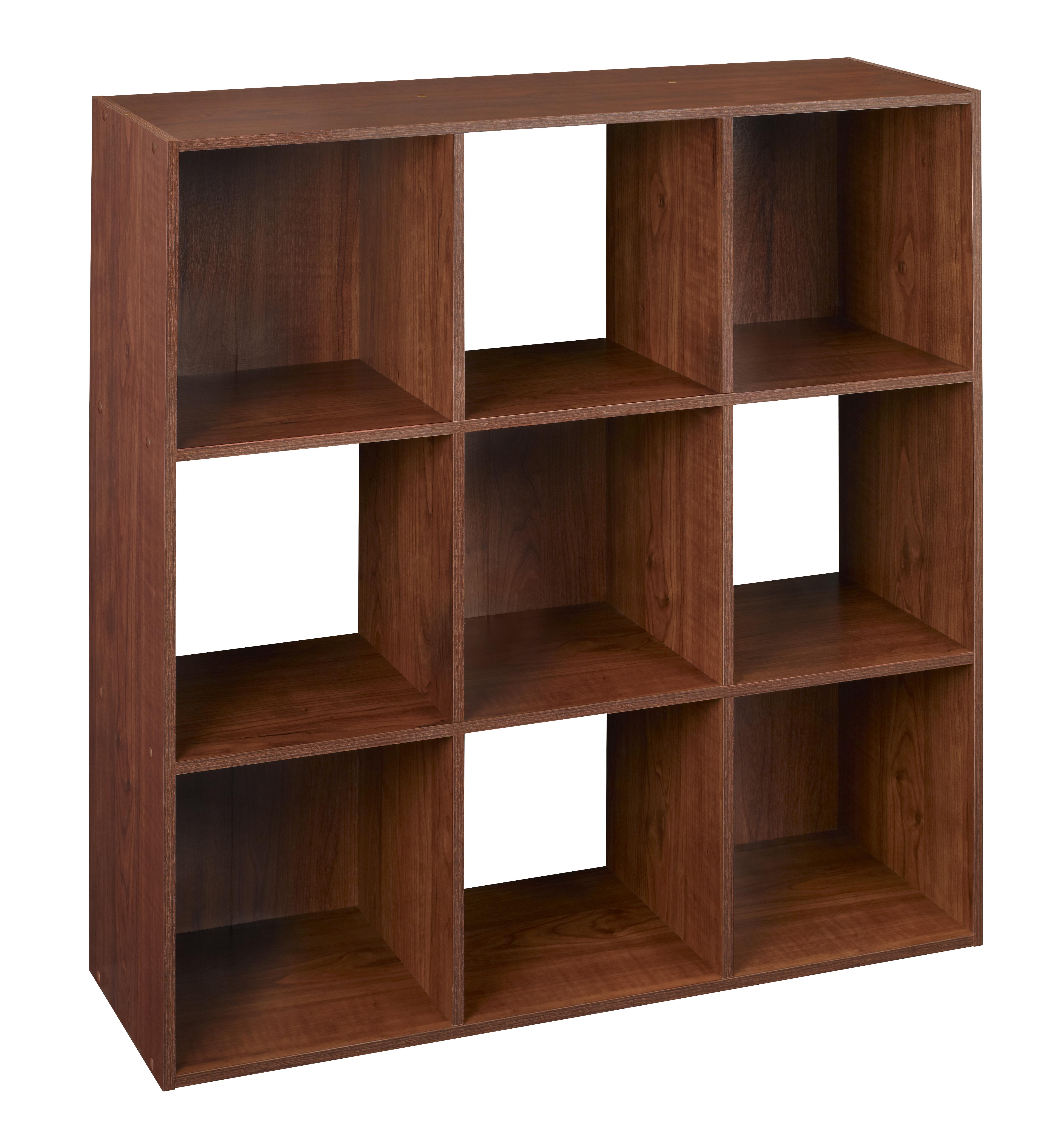 closetmaid cubeicals 9 cube organizer ebay. Black Bedroom Furniture Sets. Home Design Ideas