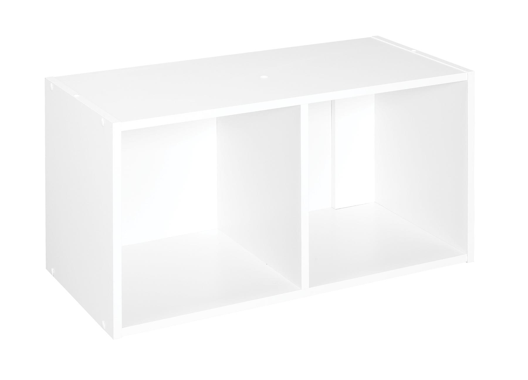 ClosetMaid Cubeicals Stack u0026 Hang 2 Cube Organizer  sc 1 st  eBay & ClosetMaid Cubeicals Stack u0026 Hang 2 Cube Organizer | eBay
