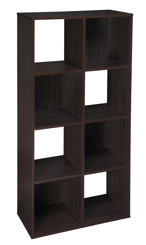 closetmaid 420 cubeicals 8 cube organizer white ebay. Black Bedroom Furniture Sets. Home Design Ideas