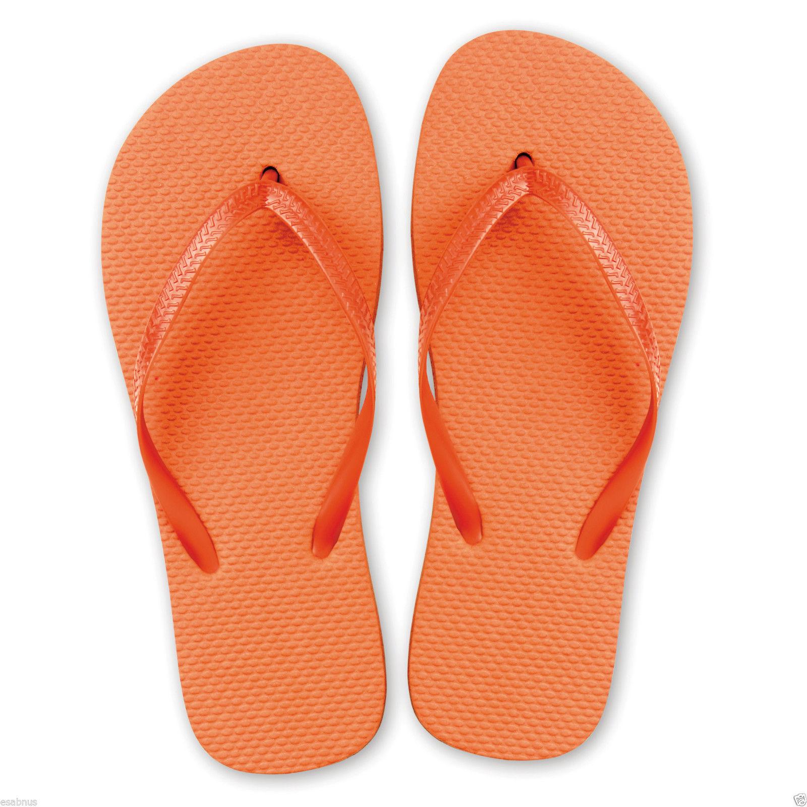 10 X Unisex Flip Flops Party Favour Shoes