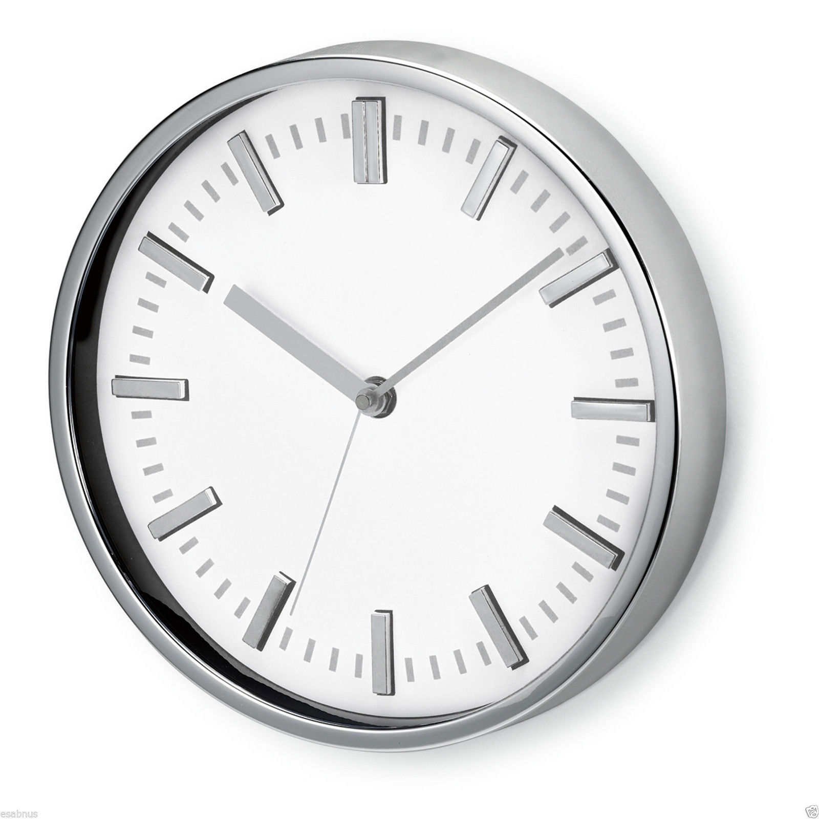 office wall clocks large. 9-034-WALL-CLOCK-Large-Analogue-Modern-Round- Office Wall Clocks Large T