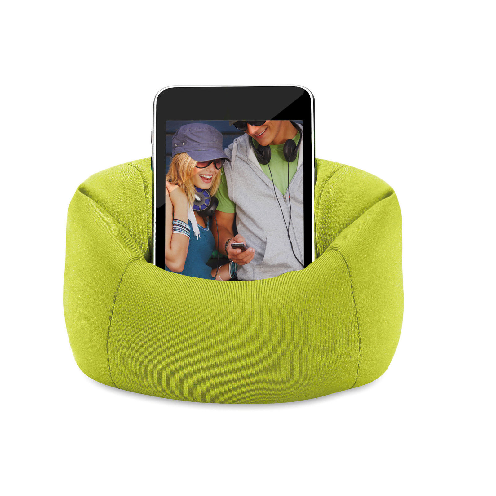 Bean-Bag-Sofa-Chair-Mobile-phone-holder-to-fit-all-brands-useful-desk-office