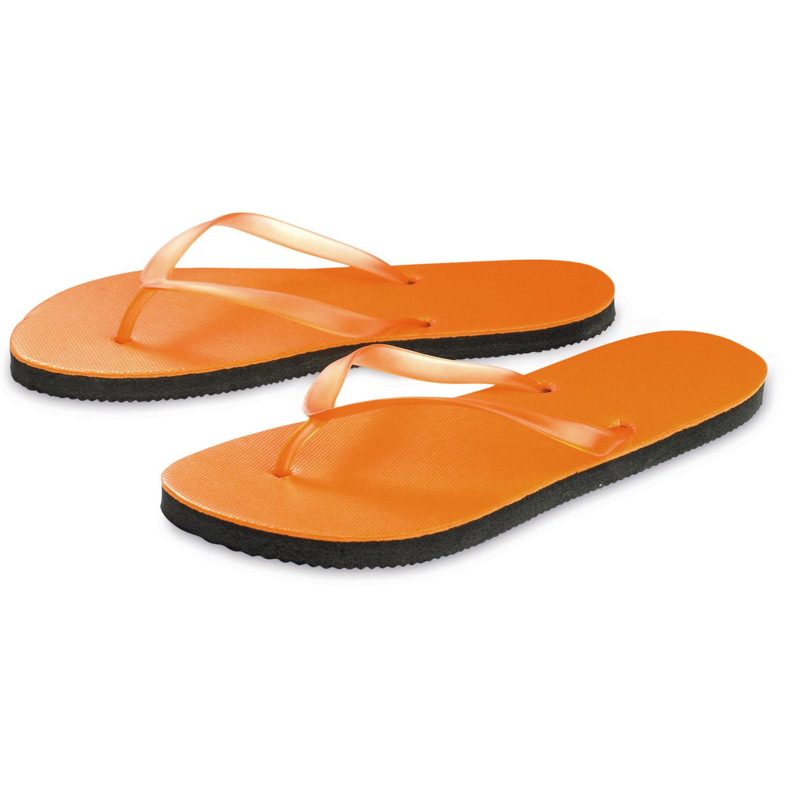 Flip-Flops Light Shoes Sandals Menwomen Size Ml Summer -1168