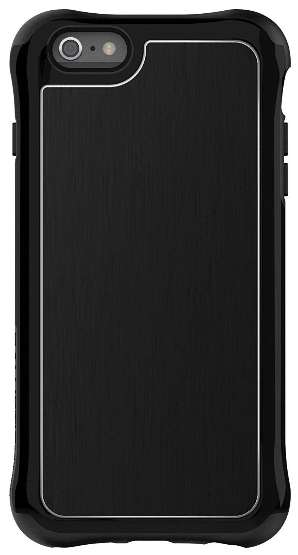sale retailer bcfe5 376aa Apple iPhone 6 Plus, 6s Plus -Black Ballistic SL1432-B93Y Tungsten Slim Case