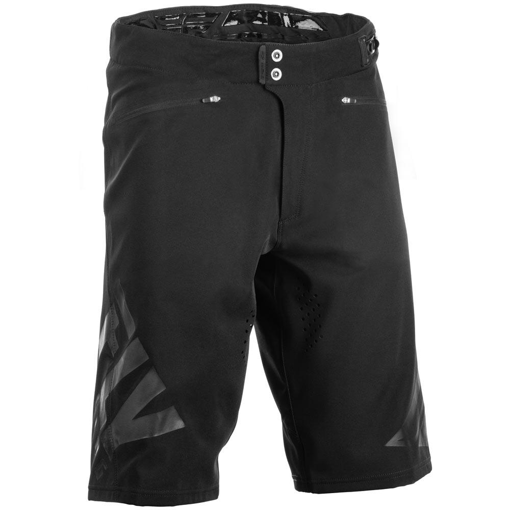 Fly Racing Radium MTB Shorts 36 Black//White