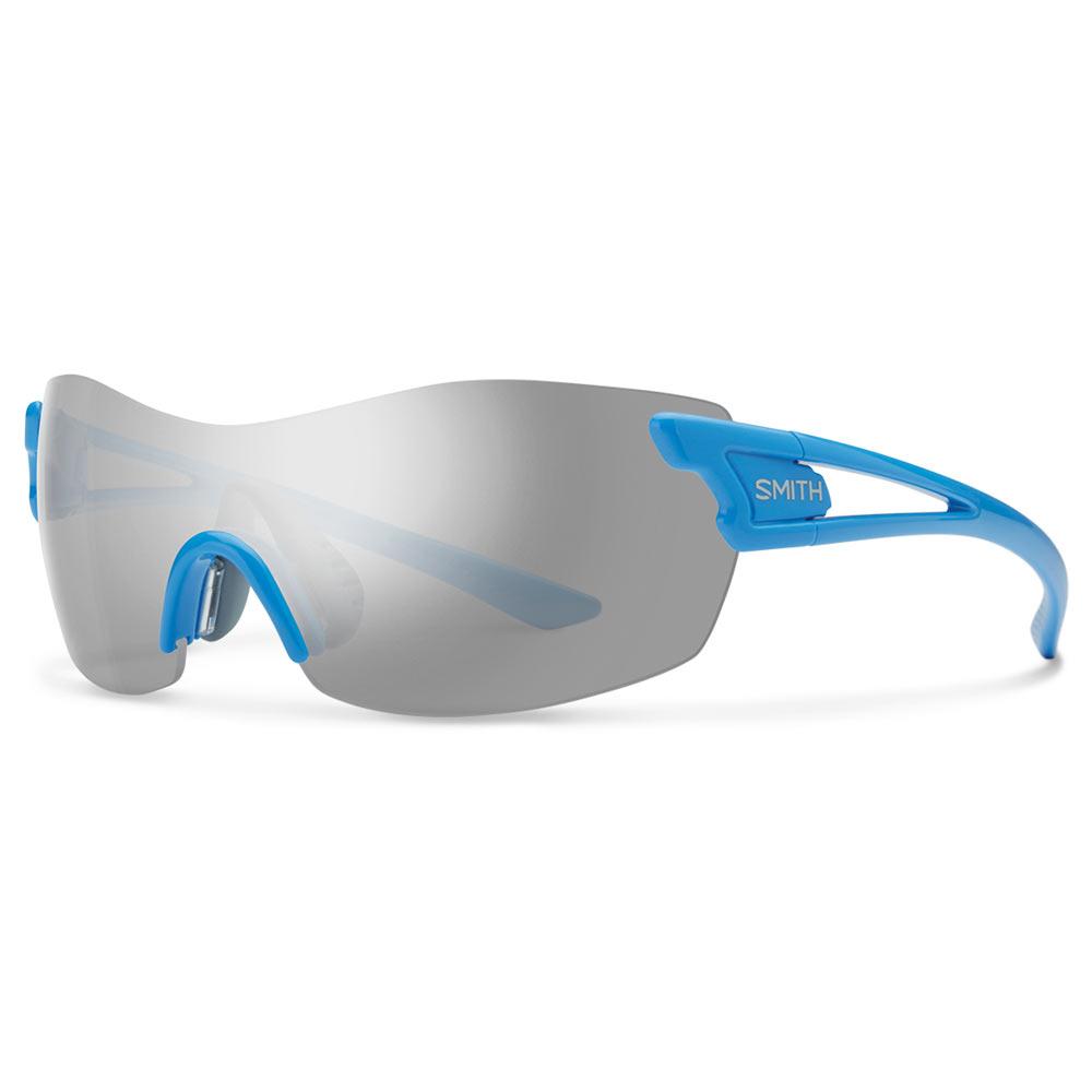 35da964430 Smith Optics Asana ChromaPop Sunglasses Medium Fit French Blue Platinum