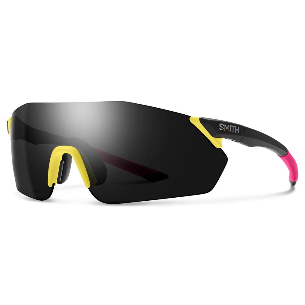8ffa9b3fb79cb Smith Optics Reverb ChromaPop Sunglasses Medium Fit Matte Citron Black