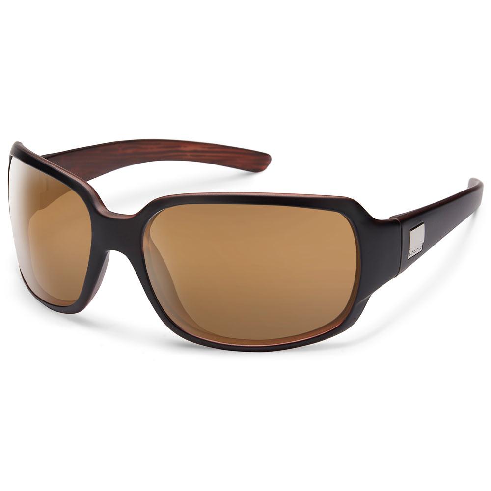 6d0f7dae3b8 Suncloud Cookie Polarized Sunglasses Matte Black Backpaint Sienna Medium Fit