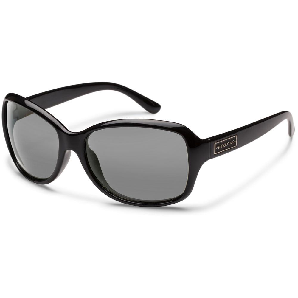 861c91401eb Suncloud Mosaic Polarized Sunglasses Medium Fit Black Gray