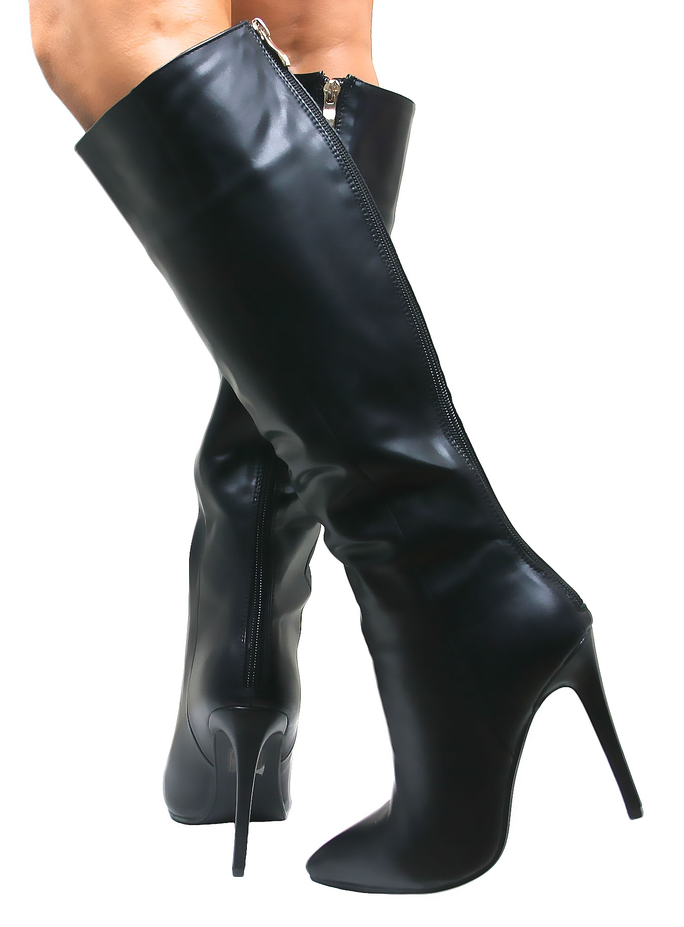 Boots amp stiletto heels mix 7
