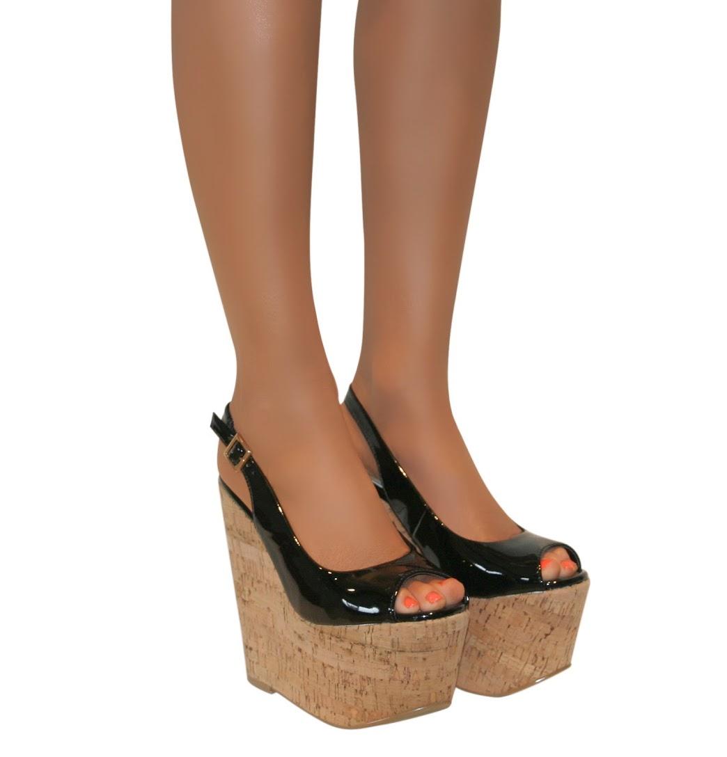 Super Quality Ladies Shoe Court Slingback