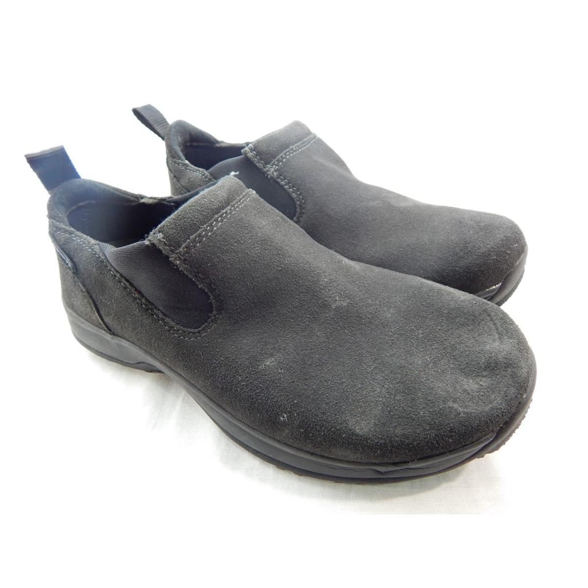 Baffin Men's Dyno Black Slip-On Loafer 8M