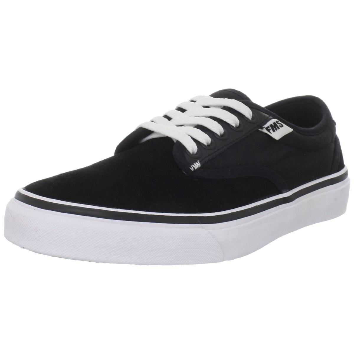 Fms Endo Mens Black//White Sneakers