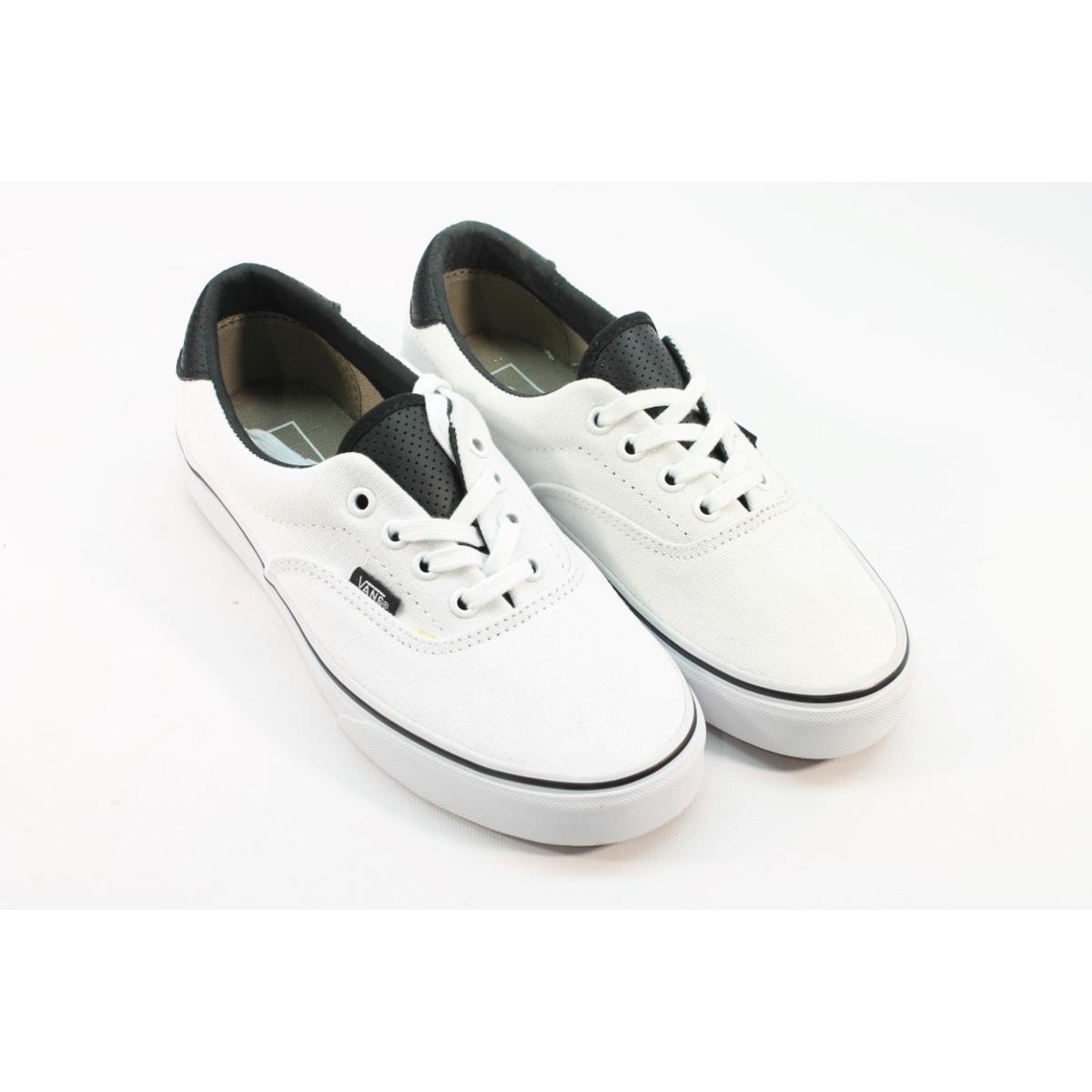 Details about Vans Era 59 (C P) Unisex True White Blac Shoes 659f63e1bca6
