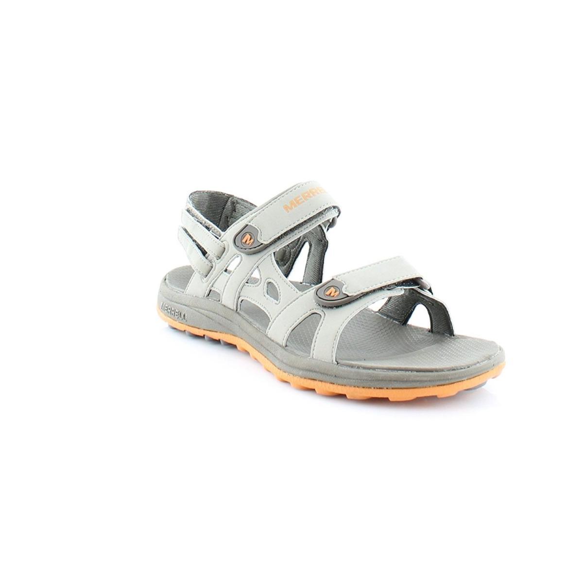 3b6e098f27cd Merrell Cedrus Convertible Mens Bungee Marmalad Sandals