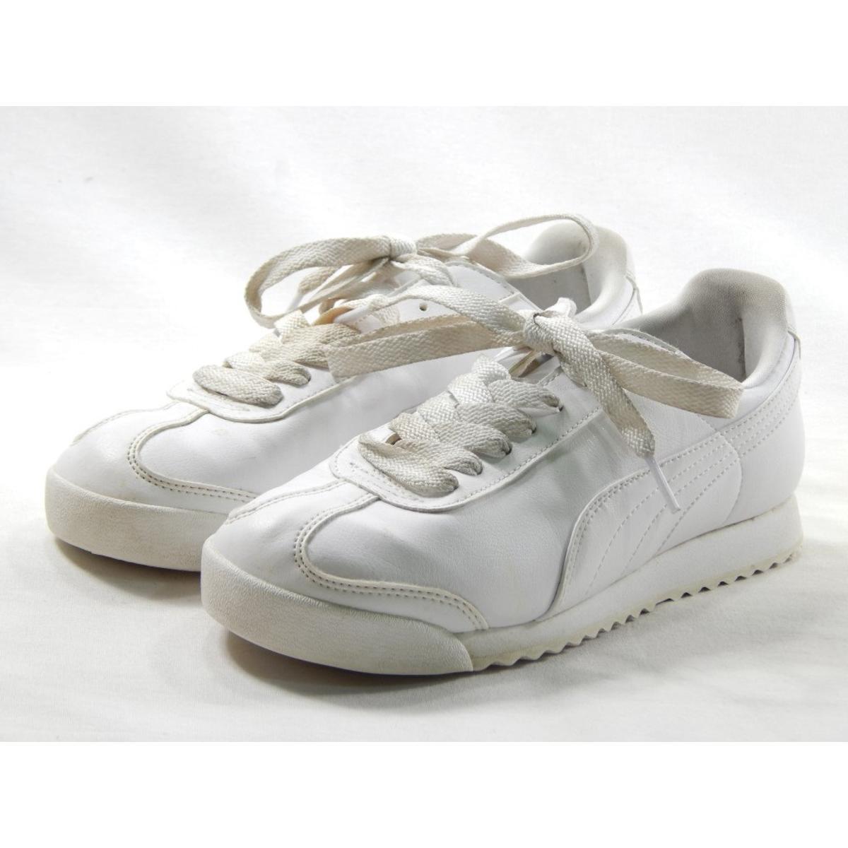 Puma Basic Classicgris Sneaker 8mEbay Claro Para Mujer Roma Blanco UGLqVpMSz