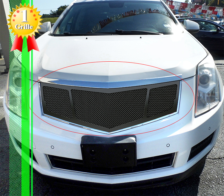 2015 Cadillac Srx For Sale: Fits 2010-2015 Cadillac SRX Stainless Steel Black Mesh
