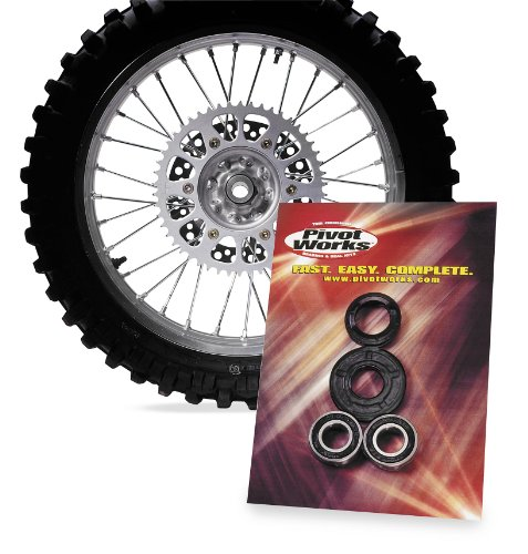 Pivot Works PWFWK-Y06-021 Front Wheel Bearing Kit