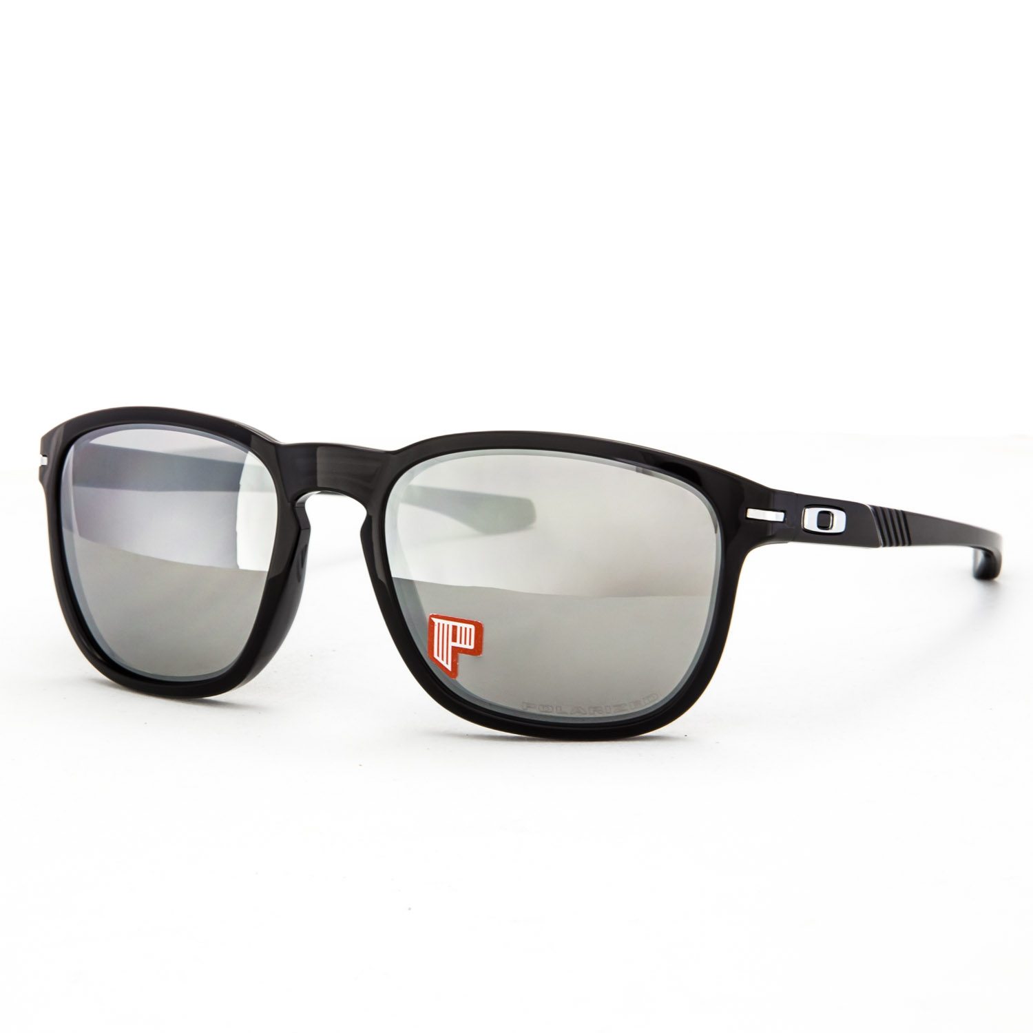 1670d257b7 Details about Oakley Enduro Sunglasses Limited Ink Collection Black Chrome  Mirrored Polarized