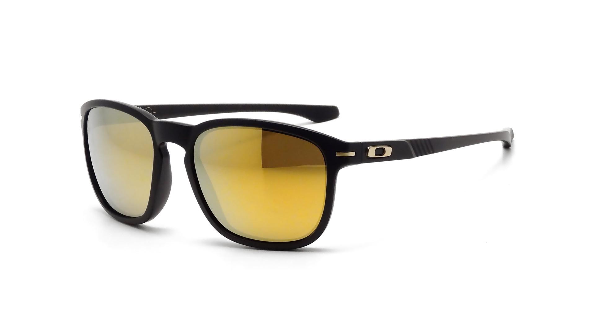 e2be76637df4cd Oakley Enduro Sunglasses Matte Black   24K Gold Iridium Lenses ...
