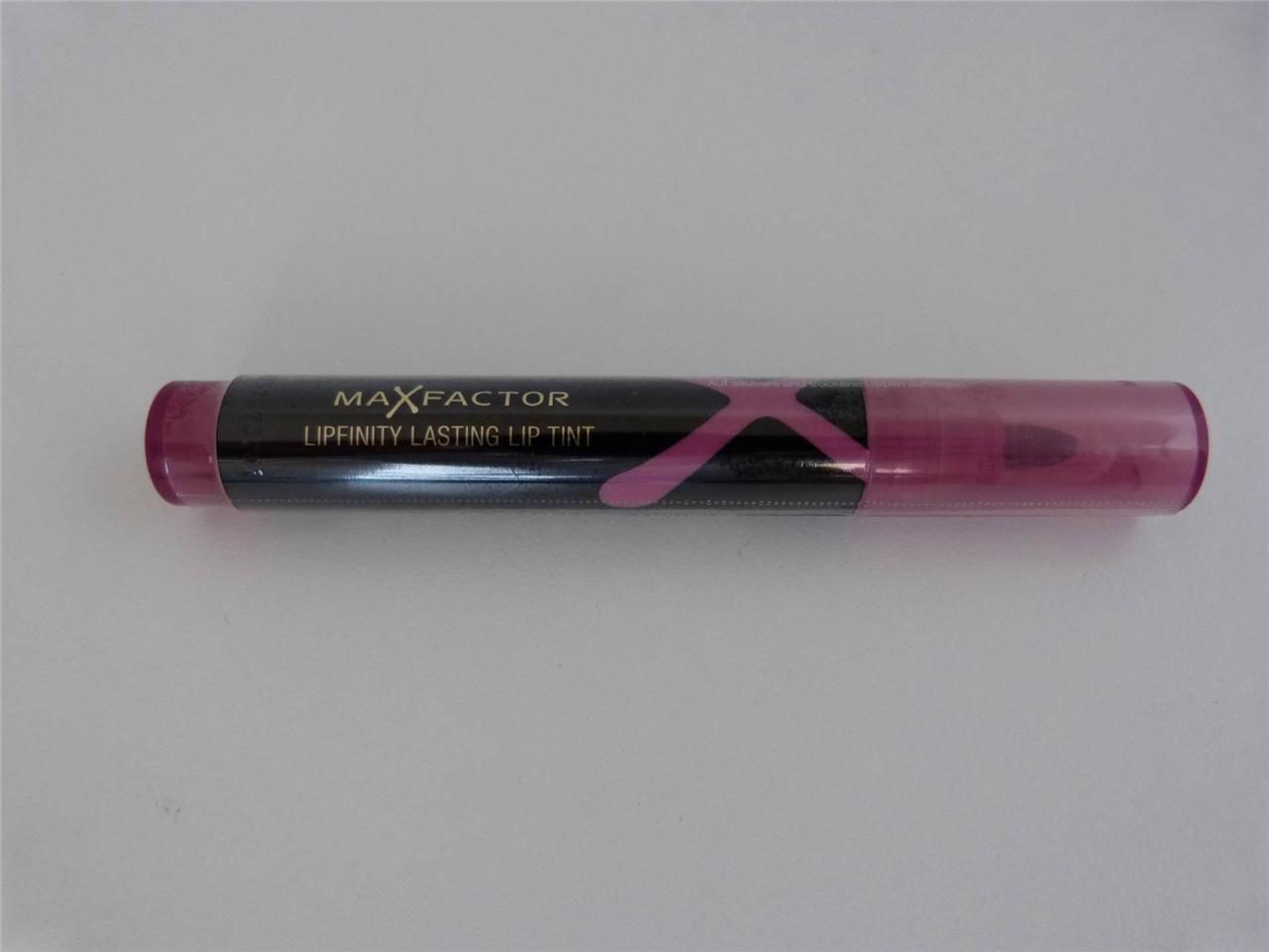 3-x-Max-Factor-Lipfinity-Lasting-Lip-Tint-2-5g-Various-Shades