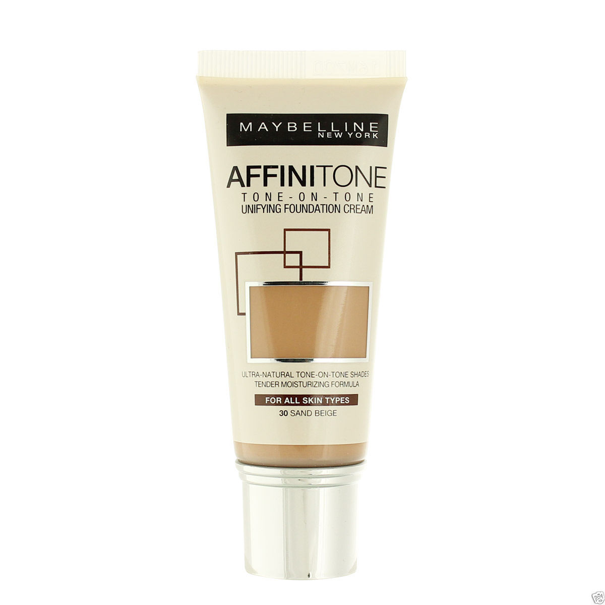 maybelline affinitone color chart cold tones: Maybelline affinitone unifying foundation cream 30ml various