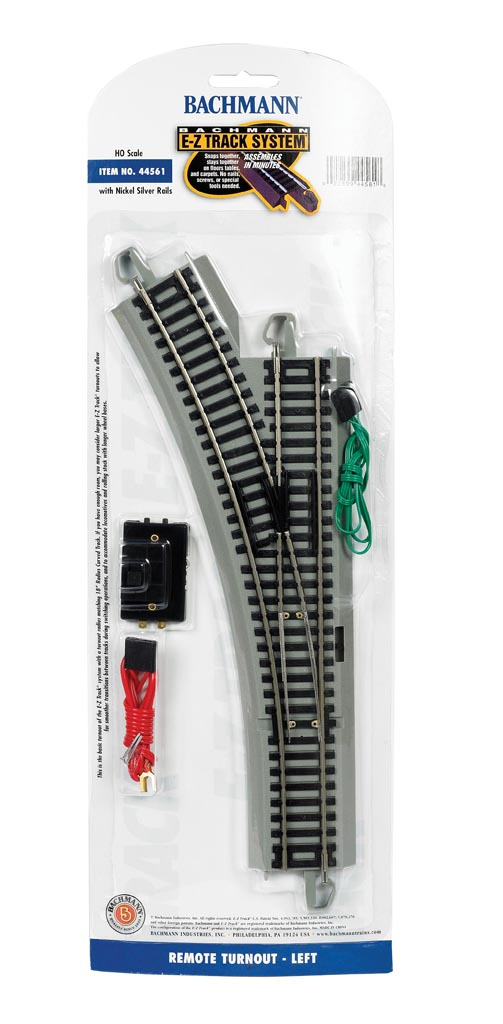 Bachmann Track Switch Wiring Schematic on