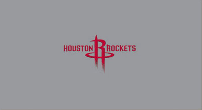 Nba Houston Rockets 8 Foot Worsted Billiards Pool Table Cloth Felt