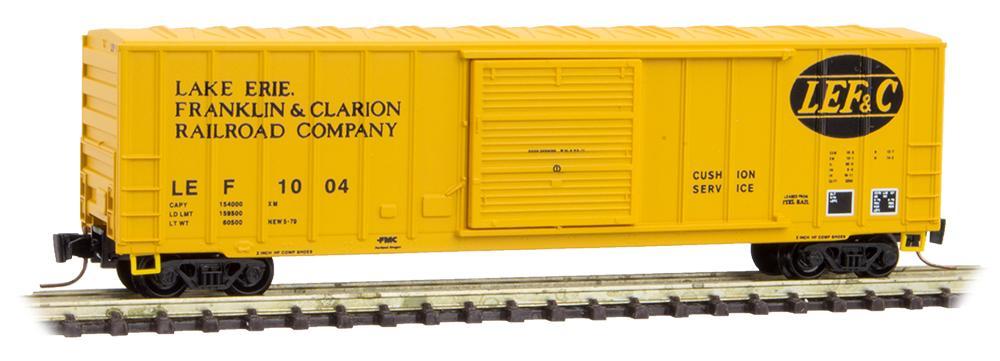 Micro Trains N Barber Bearing Trucks #1036