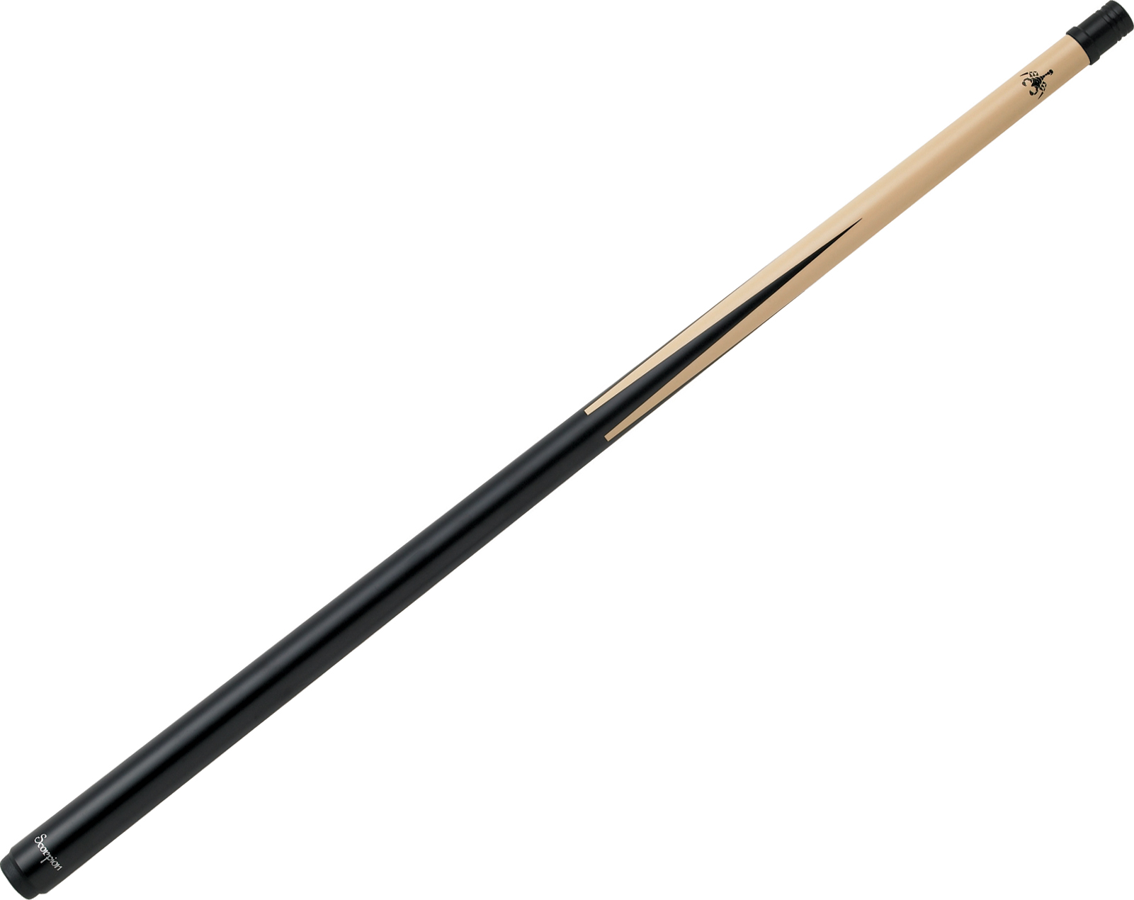 Scorpion SCO29 Black Sneaky Pete No Wrap Pool Billiards Cue Stick  c3a1e1c30