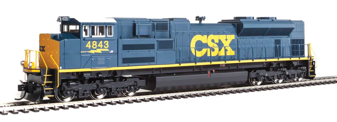 Walthers HO Scale EMD SD70ACe  Sound/DCC  CSX Transportation  YN3   4843