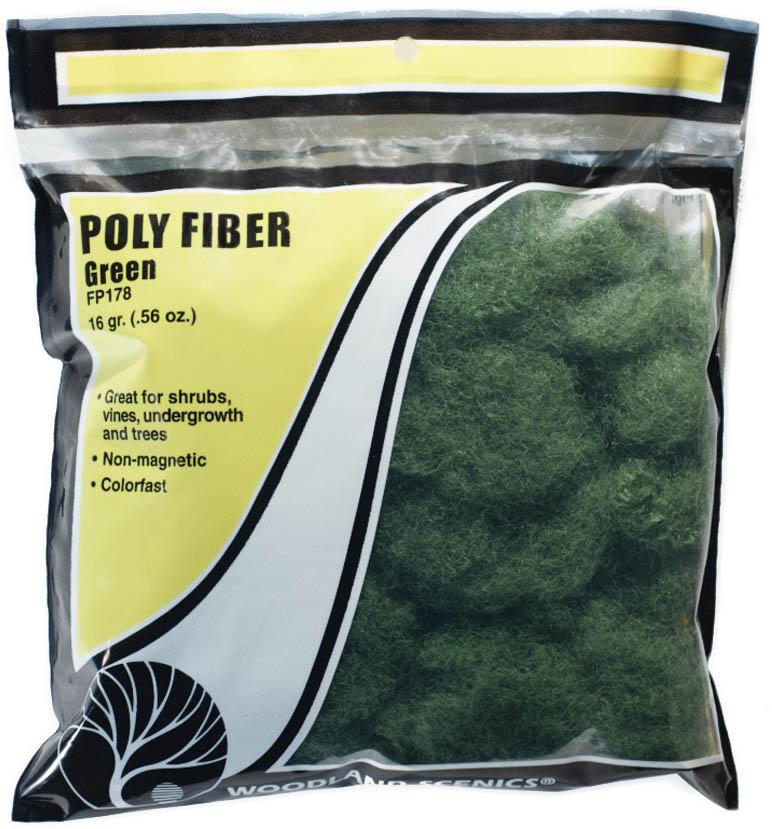 Woodland Scenics FP178 Poly Fibre