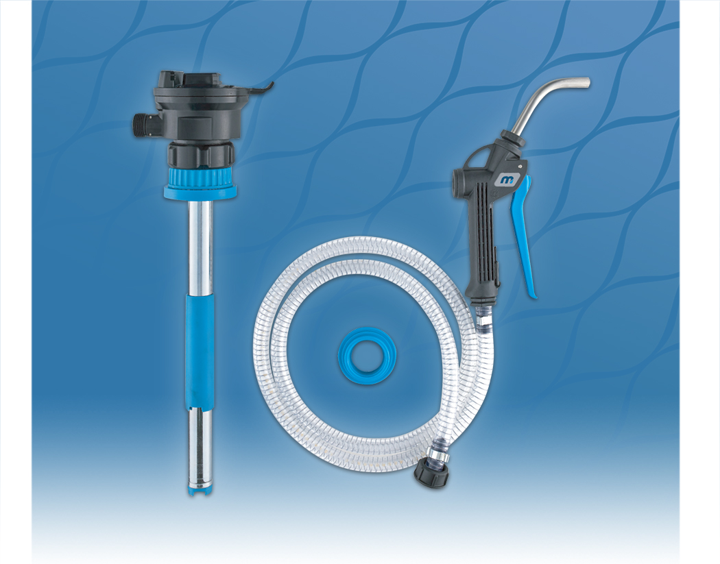 MacNaught Stem /'Expansion/' Kit BP20X-OLA for the BOP20 Battery Oil Pump