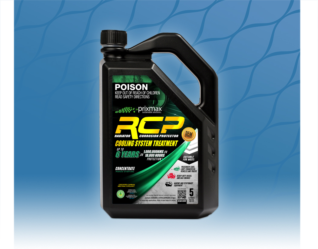 5L Bottle RCP-C5 PrixMax RCP Multi-purpose Corrosion Inhibitor Concentrate OAT