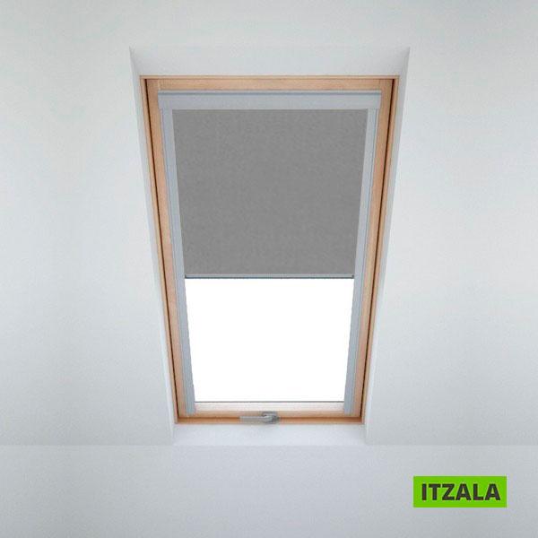Store-Occultant-Pour-Fenetre-de-Toit-VELUX-Facile-a-Installer-par-ITZALA