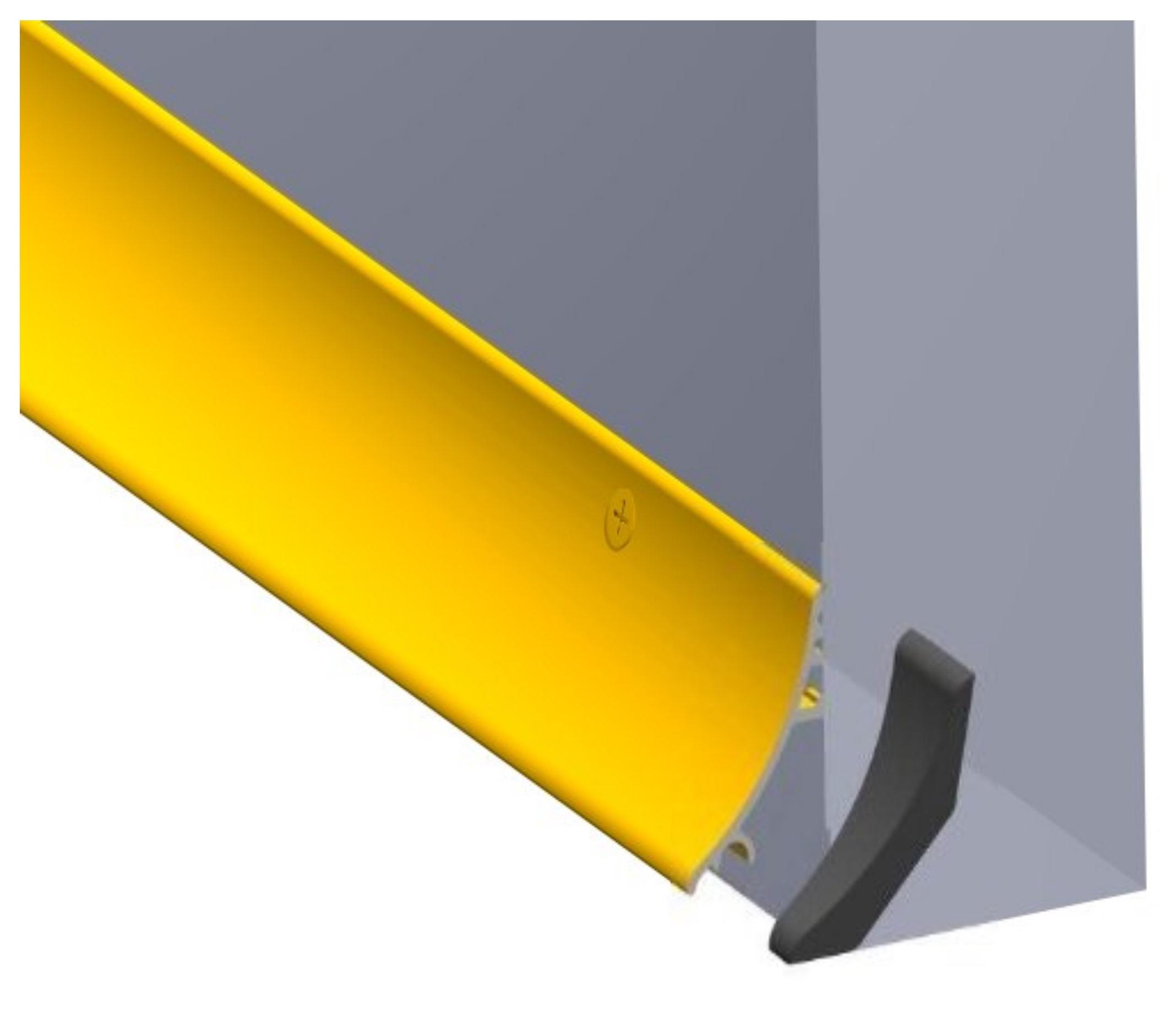 rain deflector 914mm 36 door weather drip bar stops water wind ingress. Black Bedroom Furniture Sets. Home Design Ideas