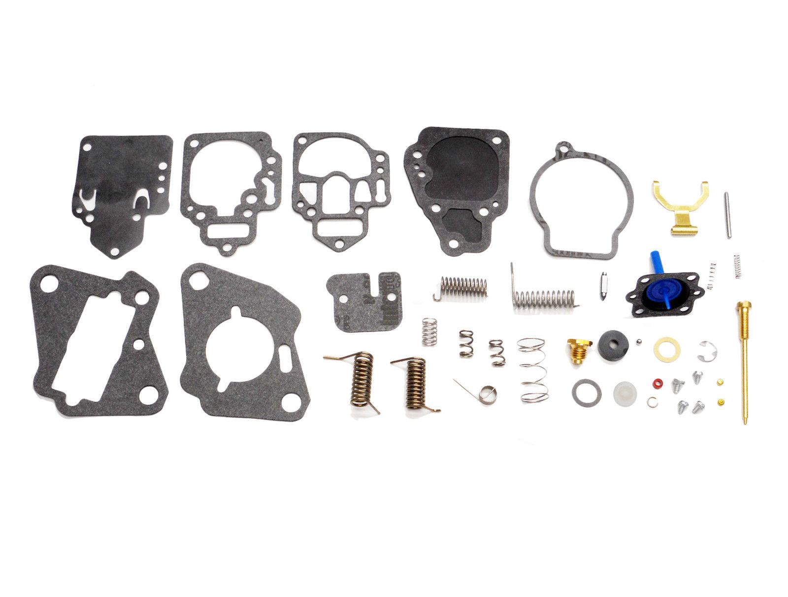 New Mercury Mercruiser Quicksilver Oem Part # 1395-823707  2 Repair Kit-Carb