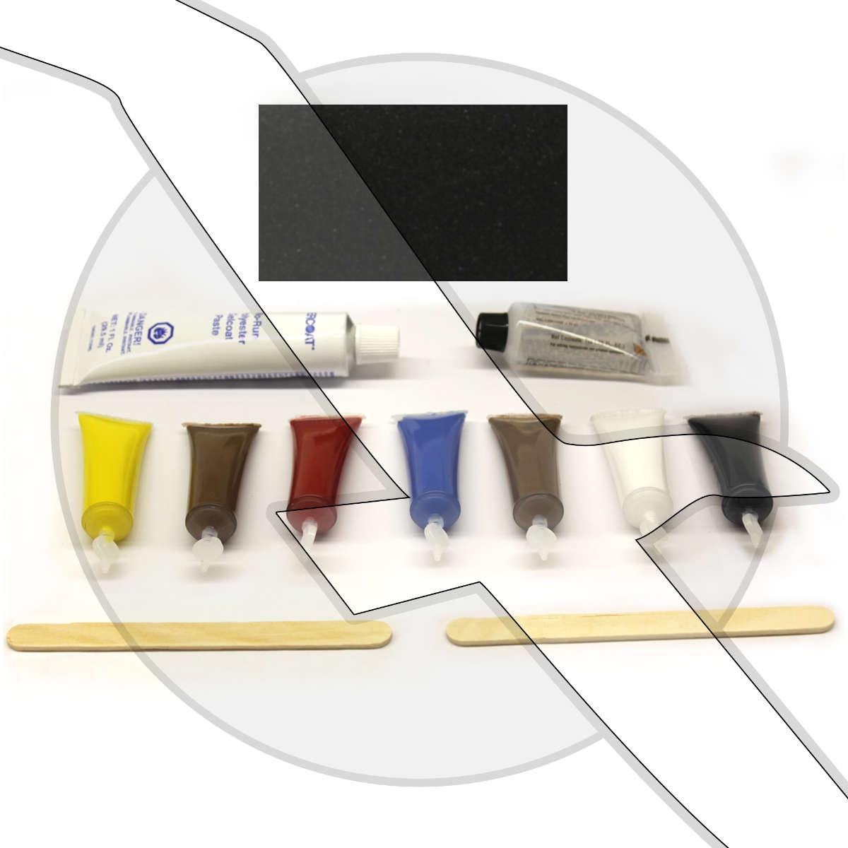 Evercoat Fiberglass Gelcoat Paint Scratch Repair Kit