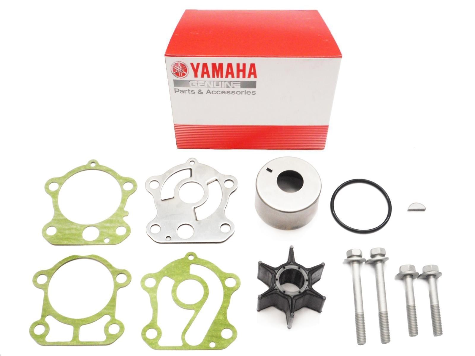 Yamaha New OEM WATER PUMP /& IMPELLER REPAIR KIT 6H3-W0078-02-00