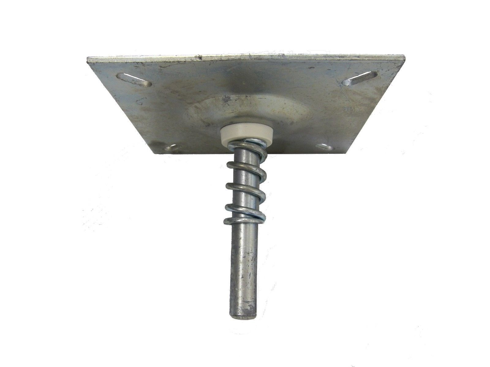 Pin Boat Seat Mount with Spring Skin 2-3//4 Inches Zinc Plated Steel New