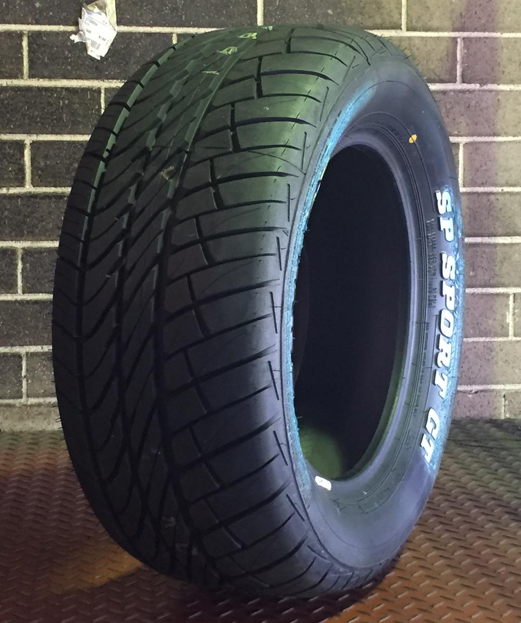 dunlop 255 60r15 102s sp sport maxx gt rwl tyre passenger. Black Bedroom Furniture Sets. Home Design Ideas