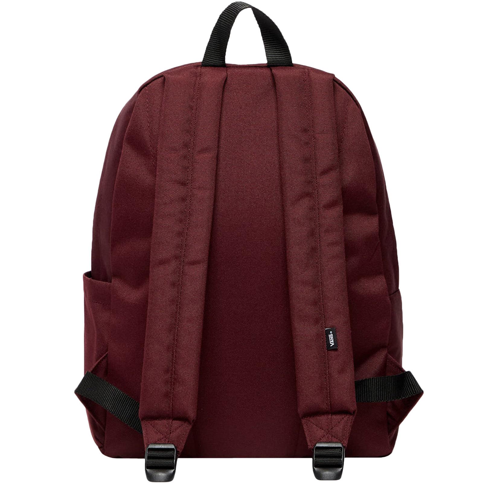 thumbnail 7 - Vans Unisex Old Skool Drop Adjustable Strap School Travel Rucksack Backpack Bag