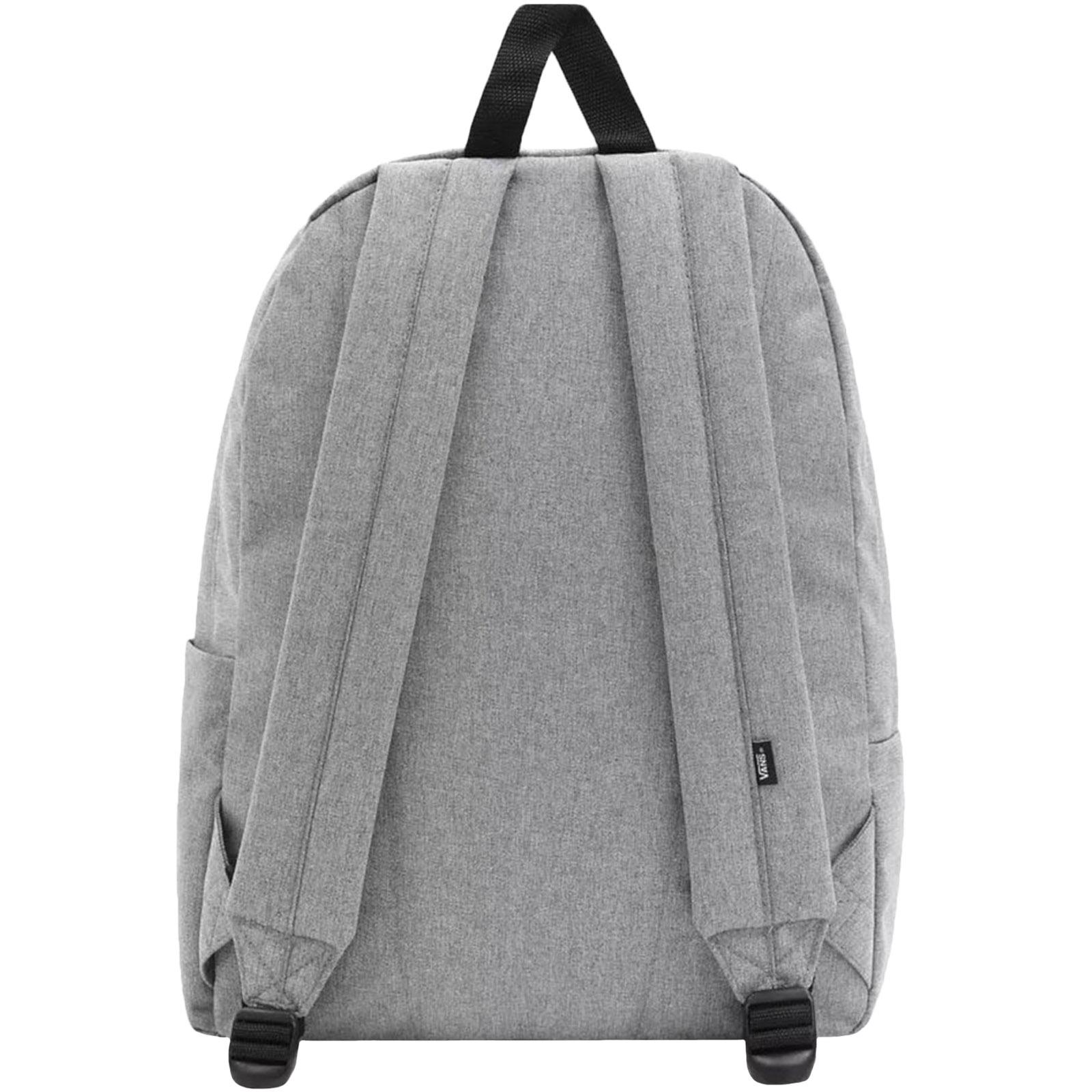 thumbnail 7 - Vans Unisex Old Skool III Adjustable Strap School Travel Rucksack Backpack Bag