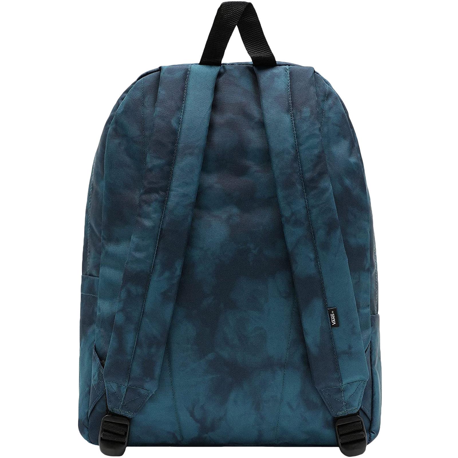 thumbnail 5 - Vans Unisex Old Skool III Adjustable Strap School Travel Rucksack Backpack Bag