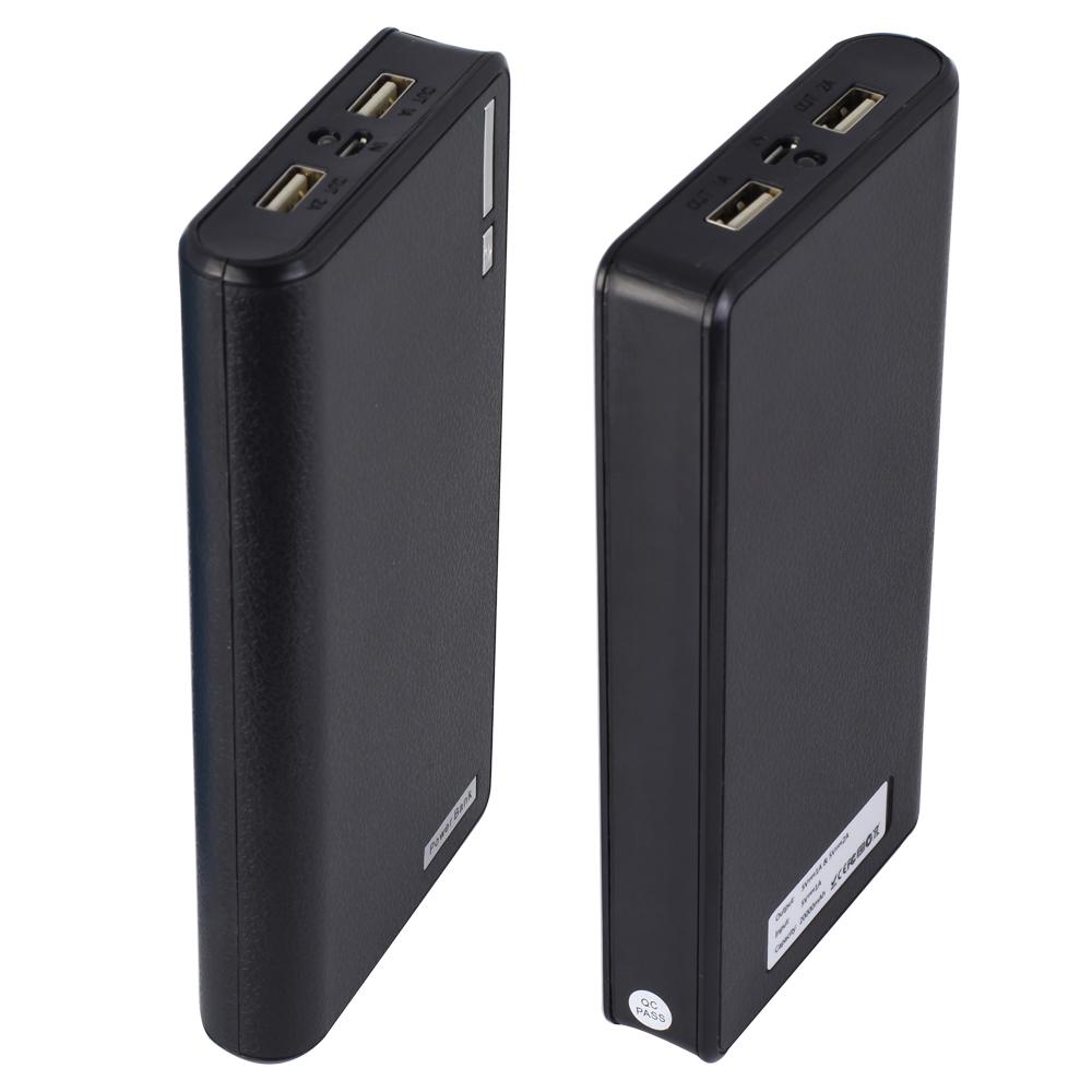 20000mah portable usb power bank external battery charger. Black Bedroom Furniture Sets. Home Design Ideas