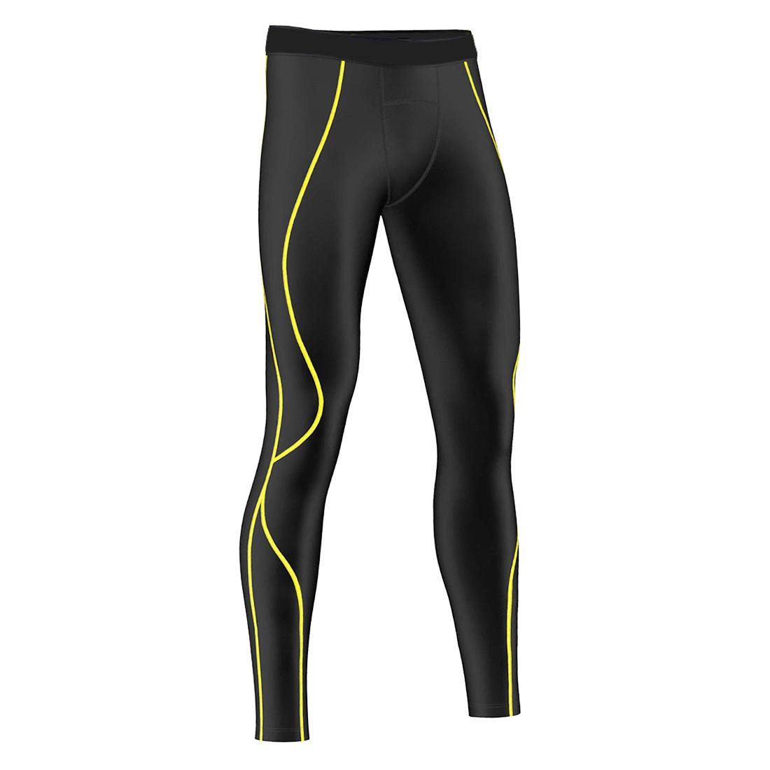 Men's Compression Shirts Pants Leggings Sports Exercise ...