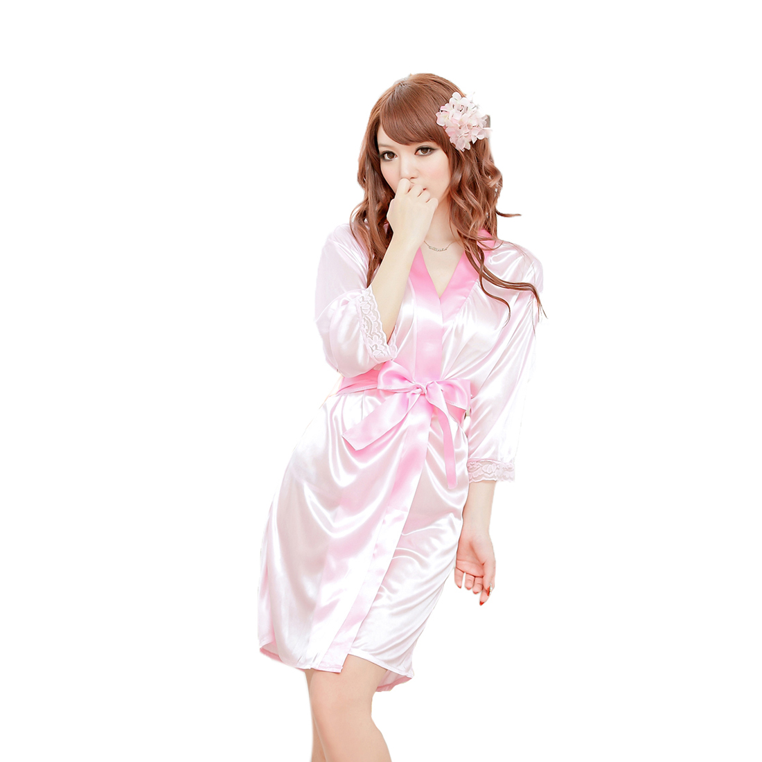 """Girl's Sleepwear As the """"slumber party phase"""" kicks into gear, you're going to need plenty of bright and colourful girl's sleepwear on hand. We've got you covered thanks to our long sleeve sleep sets, short sleeve sleep sets, girl's nighties and snuggly gowns."""