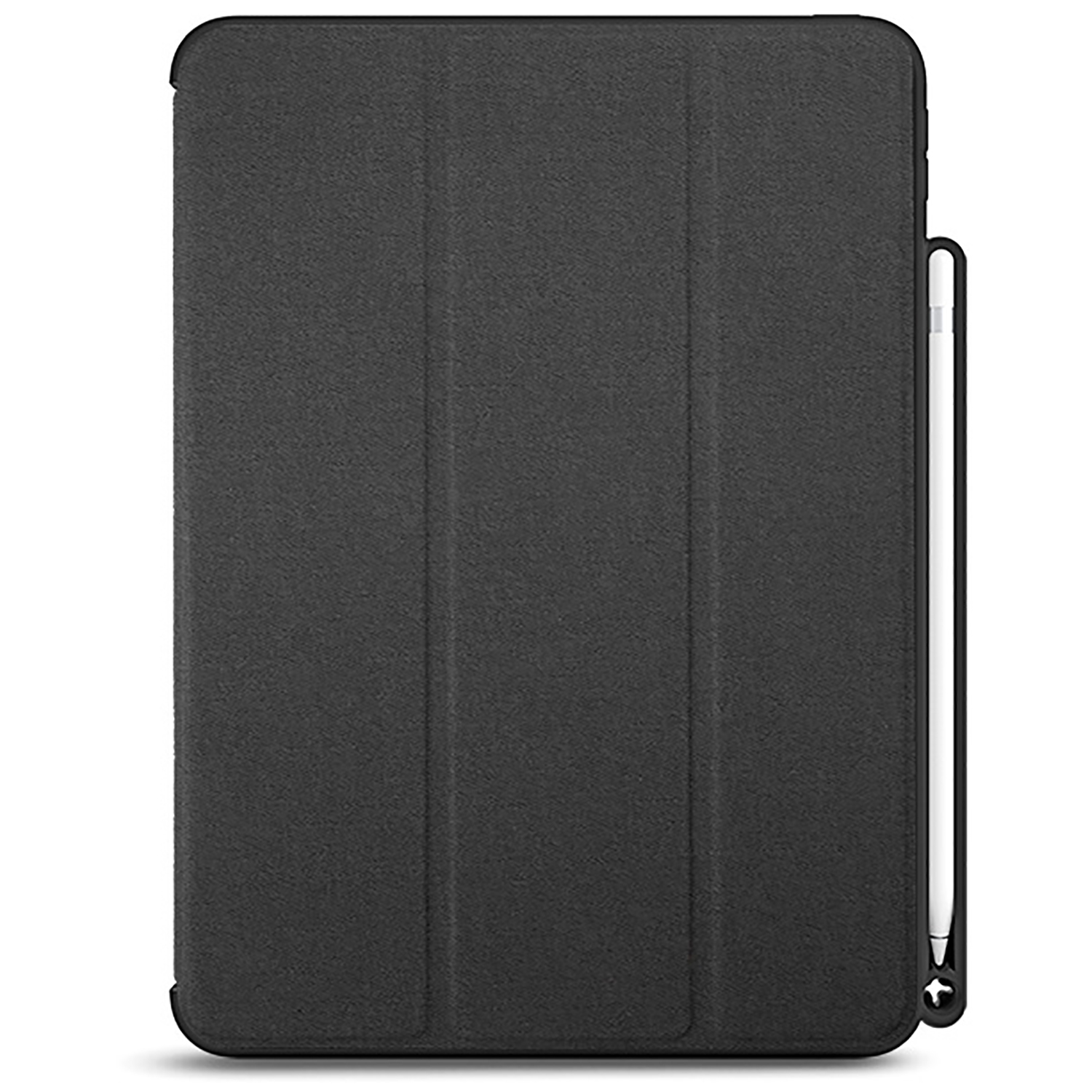 competitive price 4cb91 4cab4 Details about LUVVITT iPad Pro 11 Case Front and Back Cover with Pencil  Holder 2018