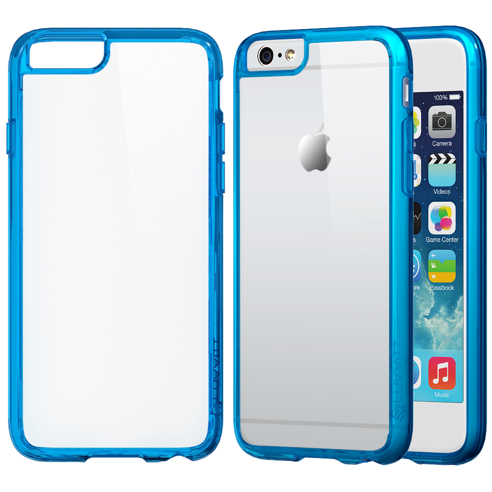 coque iphone 6 clear view
